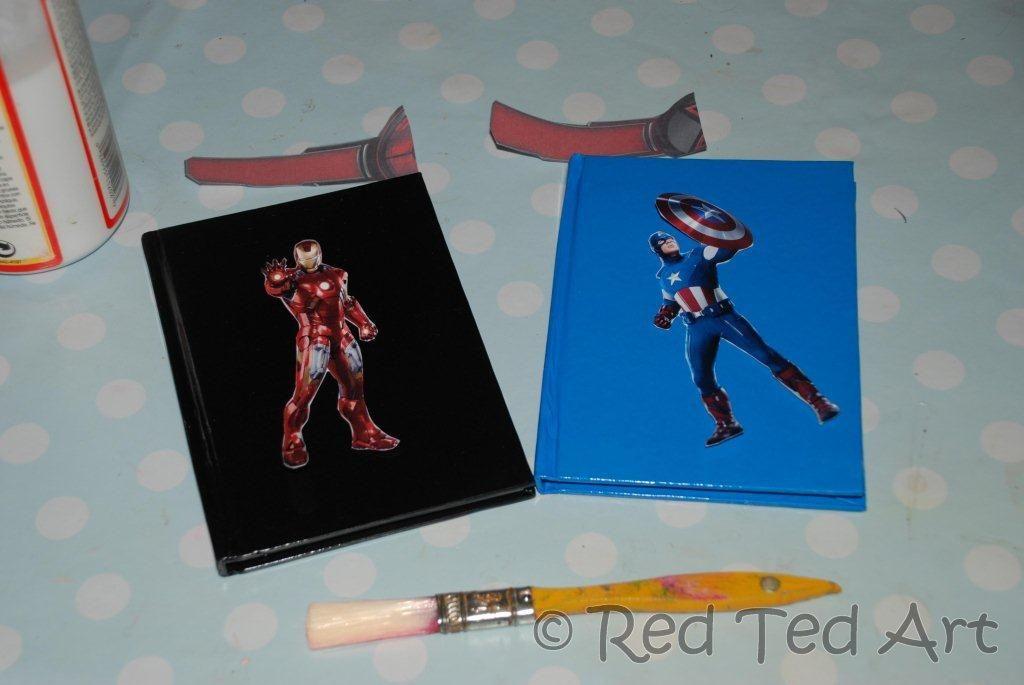 Superhero Crafts - quick, easy and fun! #superherocrafts