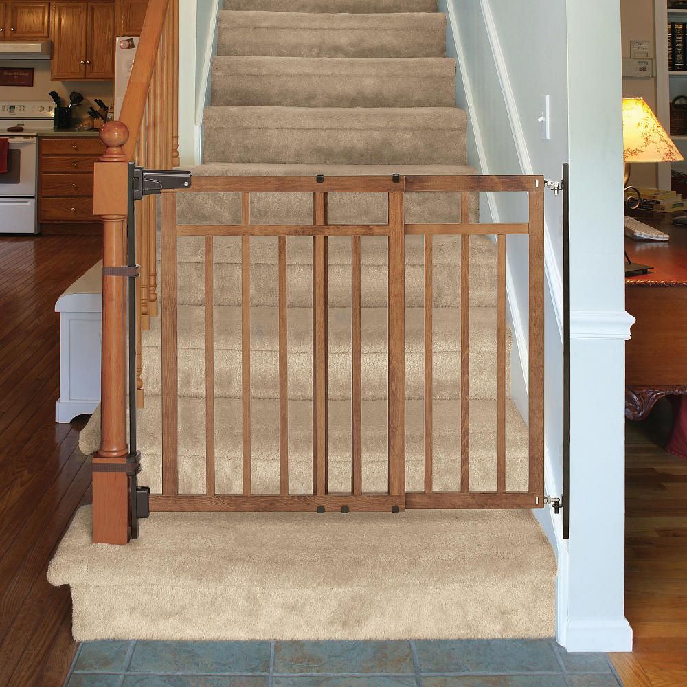 The Ultra Versatile Banister Amp Stair Gate With Dual