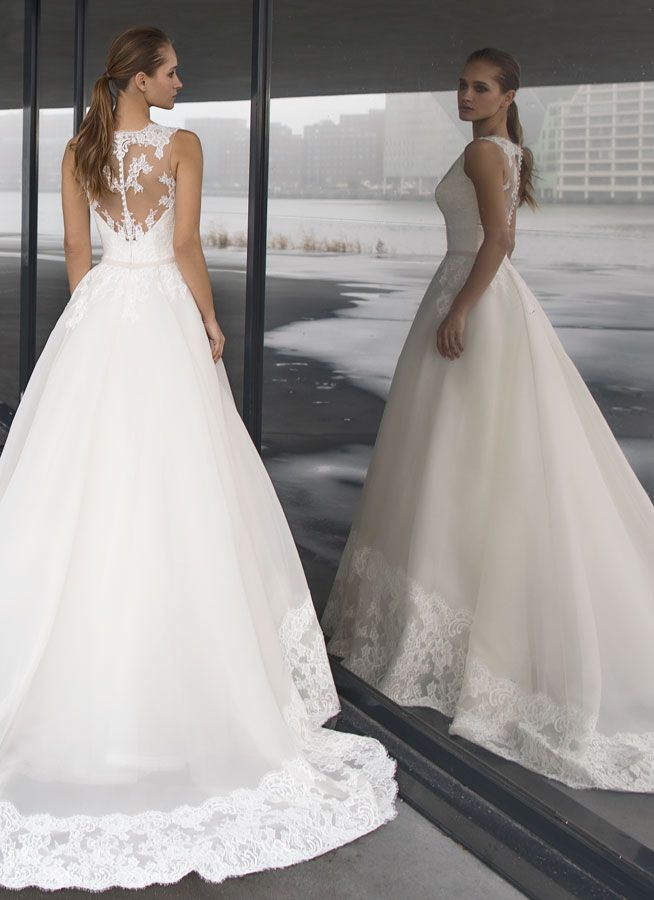 Blossom By Modeca Simple Elegant And Timeless Otley Leeds Weddingdress Bridalgown