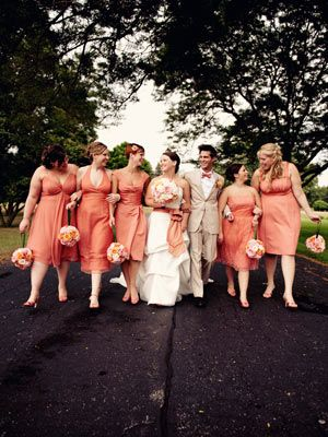 How to keep your Bridesmaids Happy