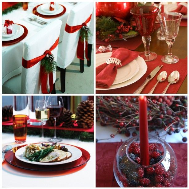 12 Days Of Christmas Ideas 20 Days Of Holiday Decorating Post 13 Christmas Table Settin Christmas Table Diy Christmas Table Christmas Dinner Table