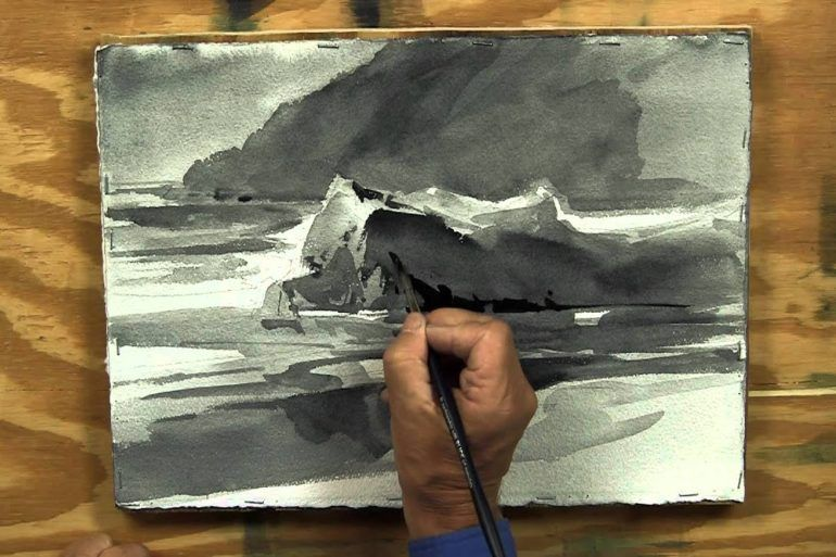Free Watercolor Painting Technique Tutorials Teach Yourself How