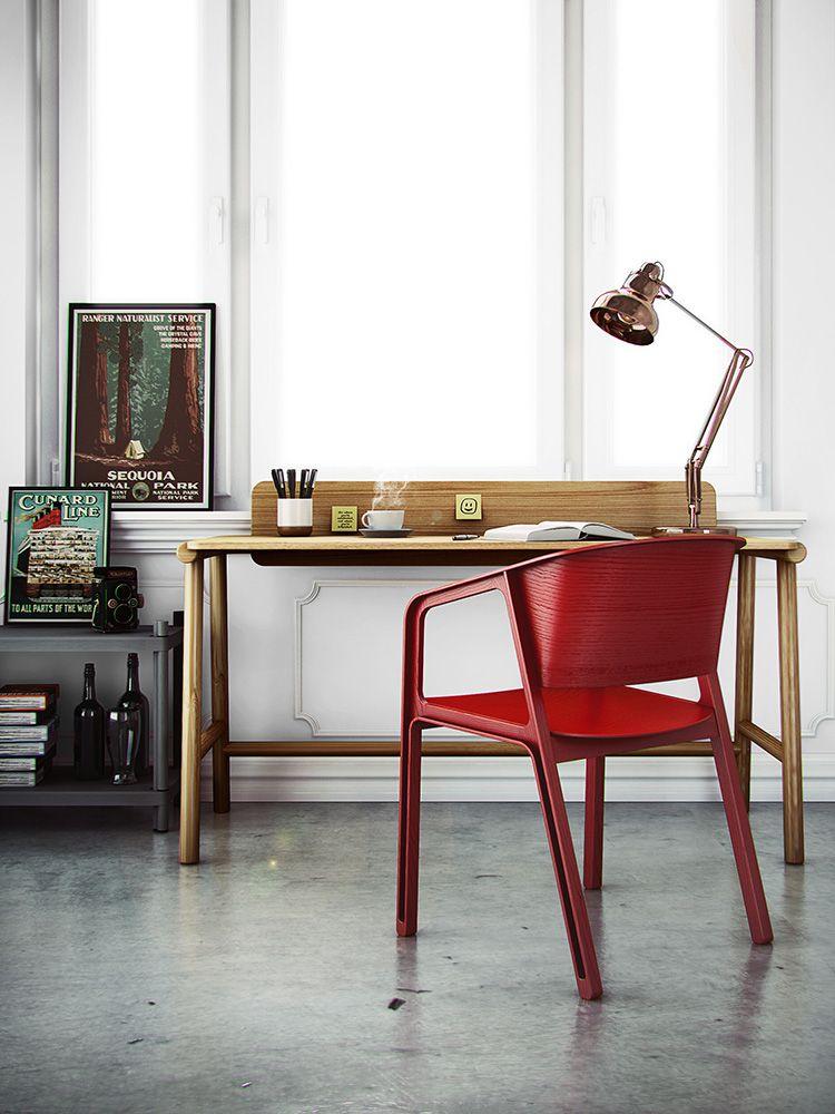 Beautiful Minimal Desks   Simple Workspaces, Interior Design