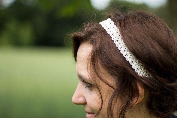 Gehäkelte Haarbänder | Kultur, Häkeln und Haarschmuck