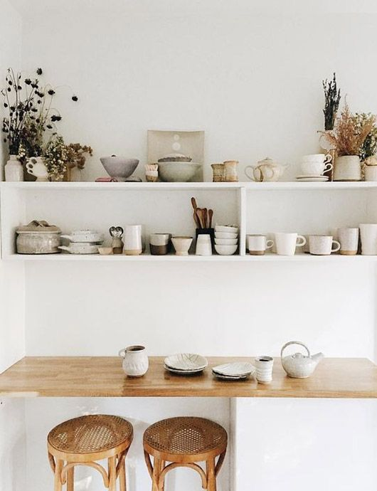 at home with ayla gurganus of soulflowers Pinterest - Planken