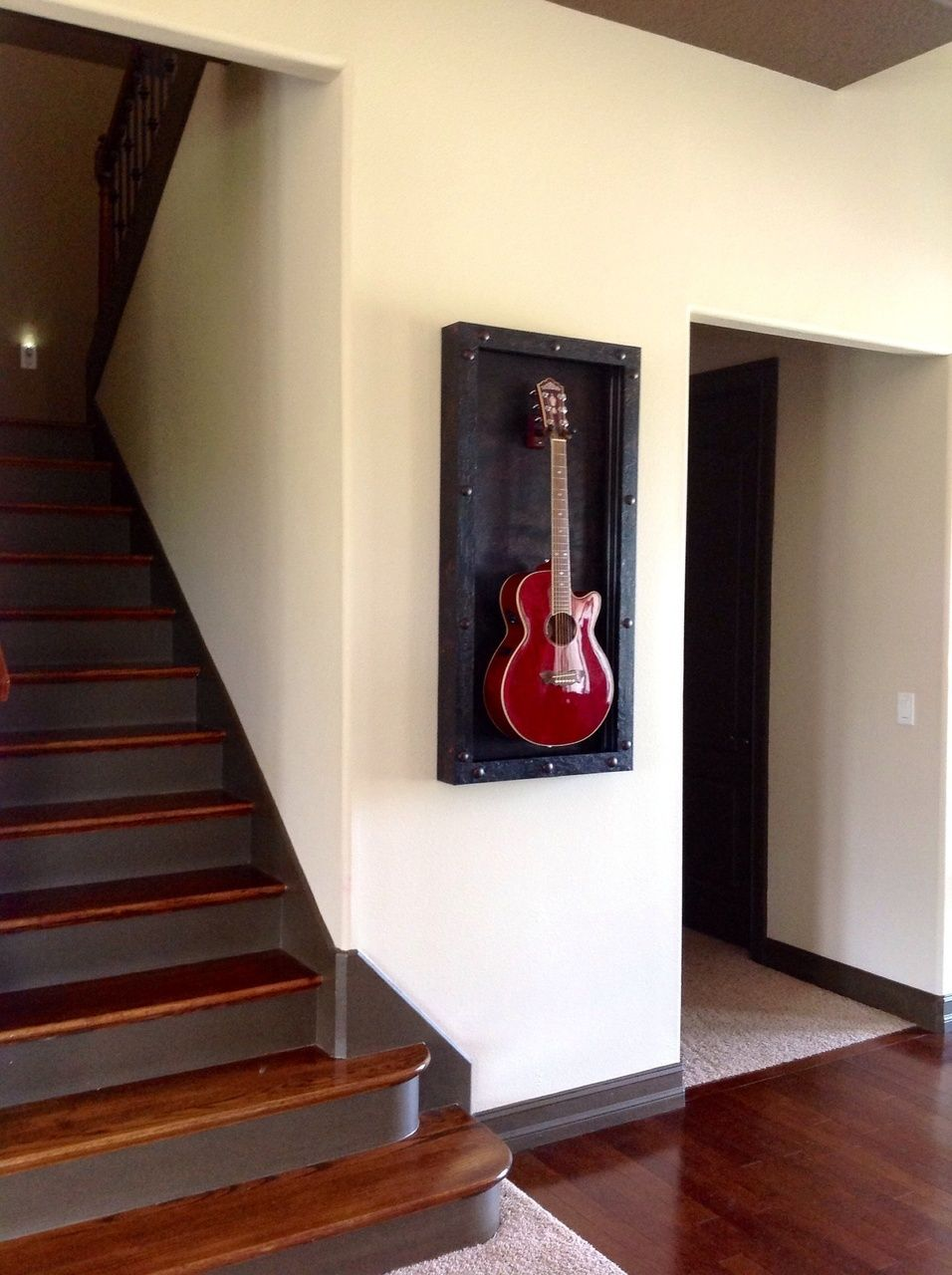 G Frames Midnight Rider Guitar Or Bass Display Case In 2020