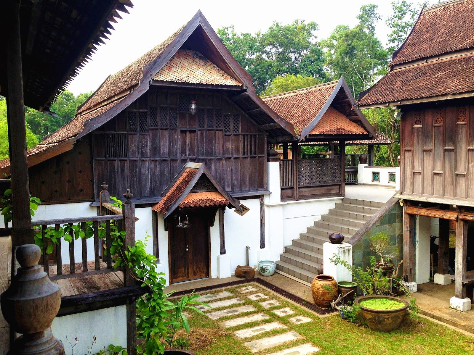 Kampung Raja Kuala Besut Rumah Pinterest