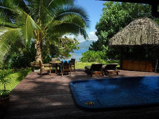 Qamea Resort And Spa Fiji: Owners Premium Villa