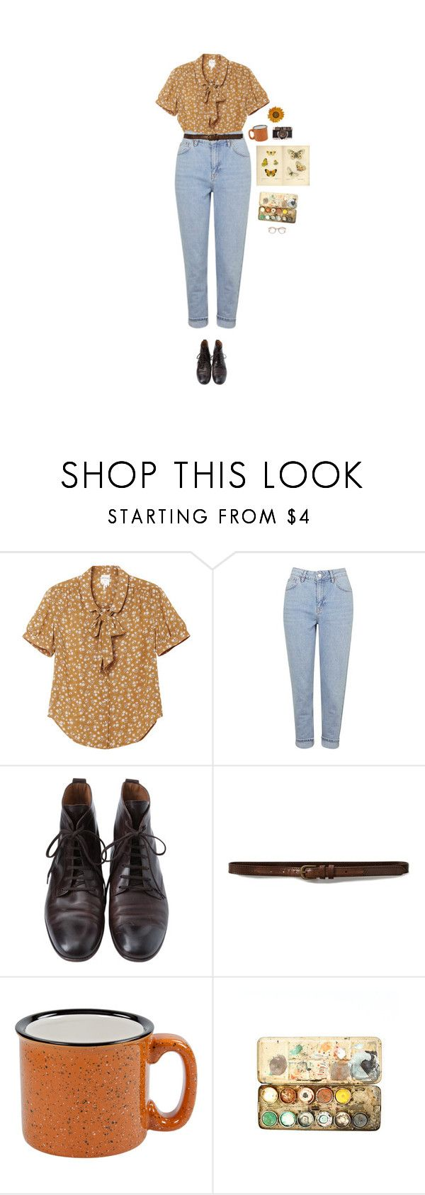 """unohdimme miten päädyimme tänme"" by hetasdfghjkl ❤ liked on Polyvore featuring Monki, Topshop, Margaret Howell and Abercrombie & Fitch"
