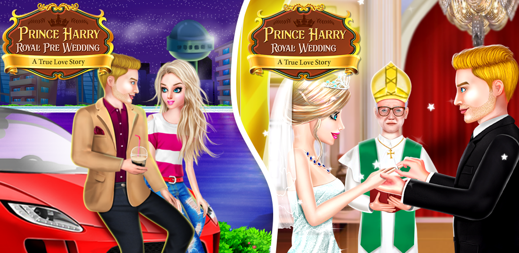 Princeharrylovestorygame Give Your Presence In This Princeharryroyalweddinggame Perform Each Ever Royal Wedding Games Indian Wedding Games Wedding Games