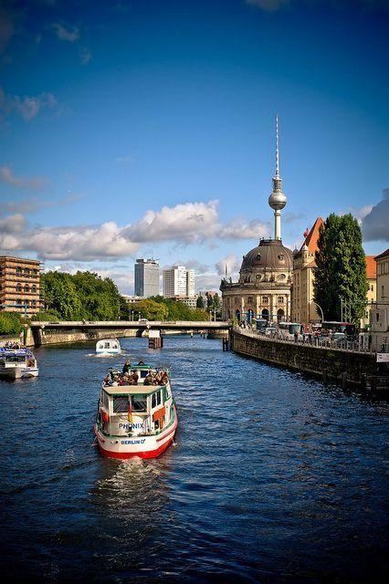 Berlin Berlin Almanya Sehir Seyahat