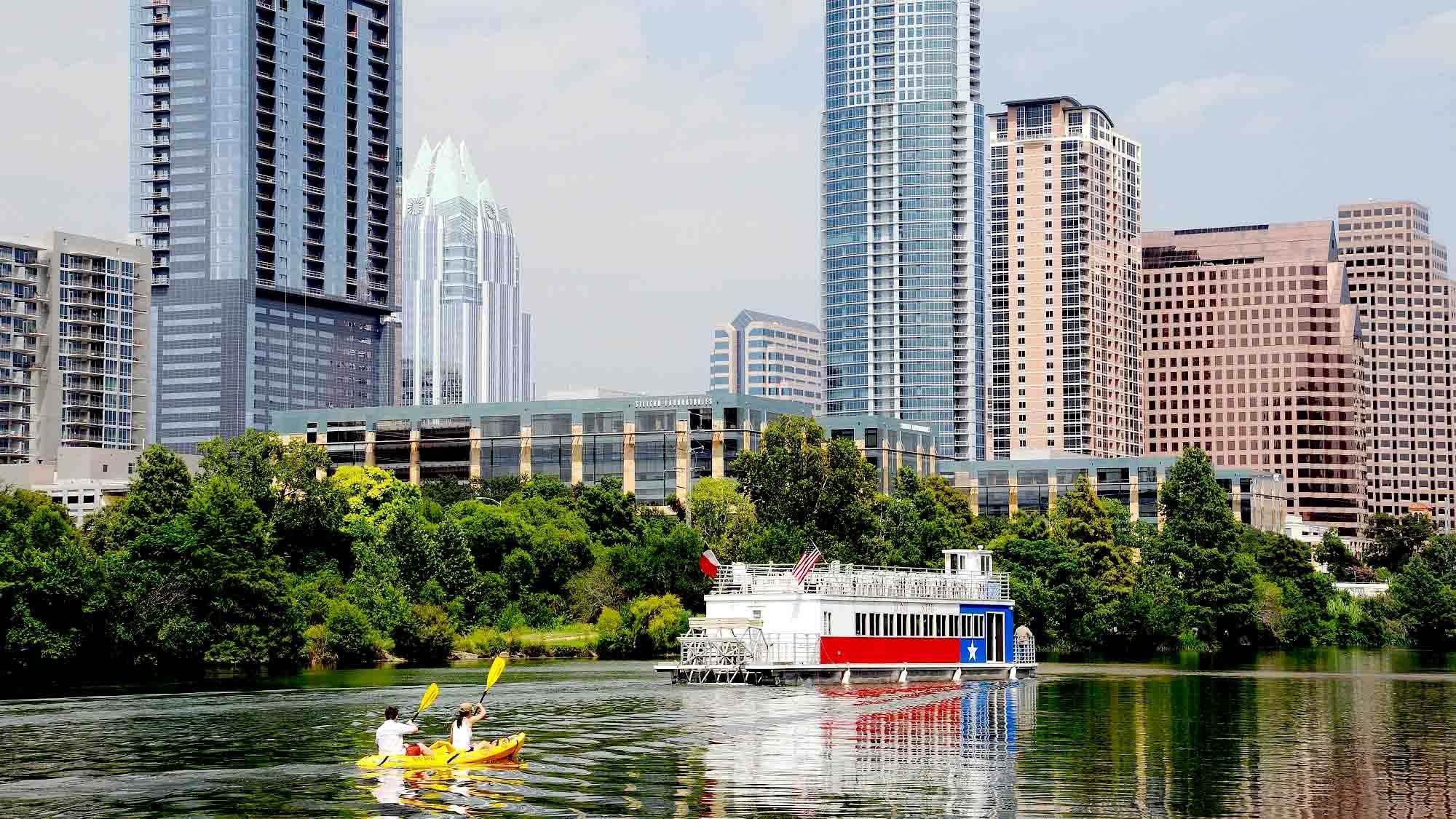 Austin paddle board kayak rentals with images kayak