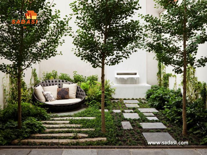 #decoracion LAS MEJORES CASAS DE MÉXICO. La Decoración De Jardines Modernos  Debe Ser Minimalista