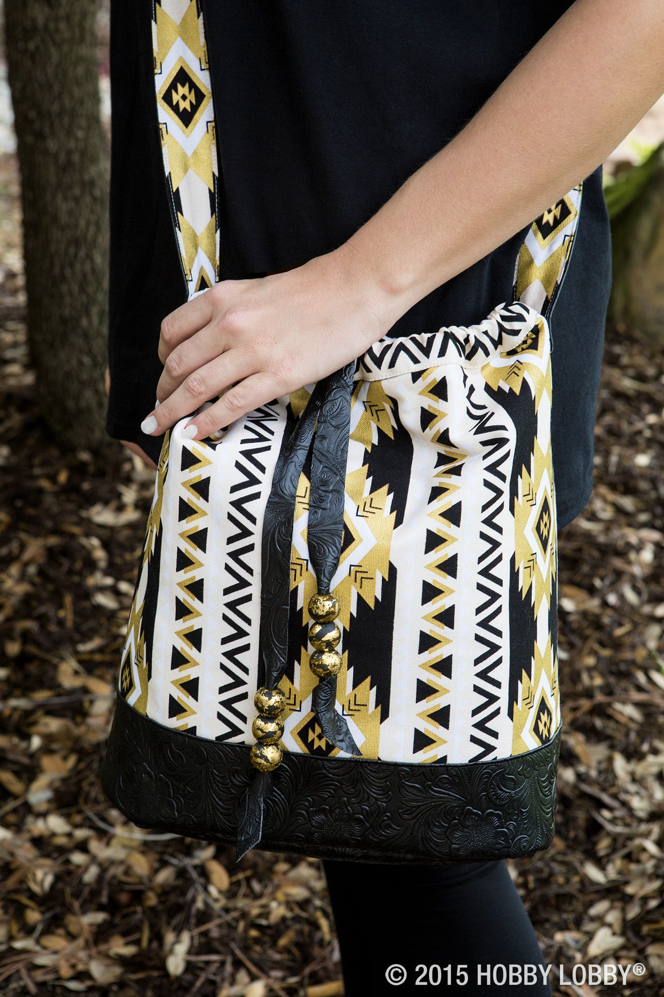 Black Embossed Vinyl Fabric Hobby Lobby 438234 Vinyl Fabric Sewing Design Bags