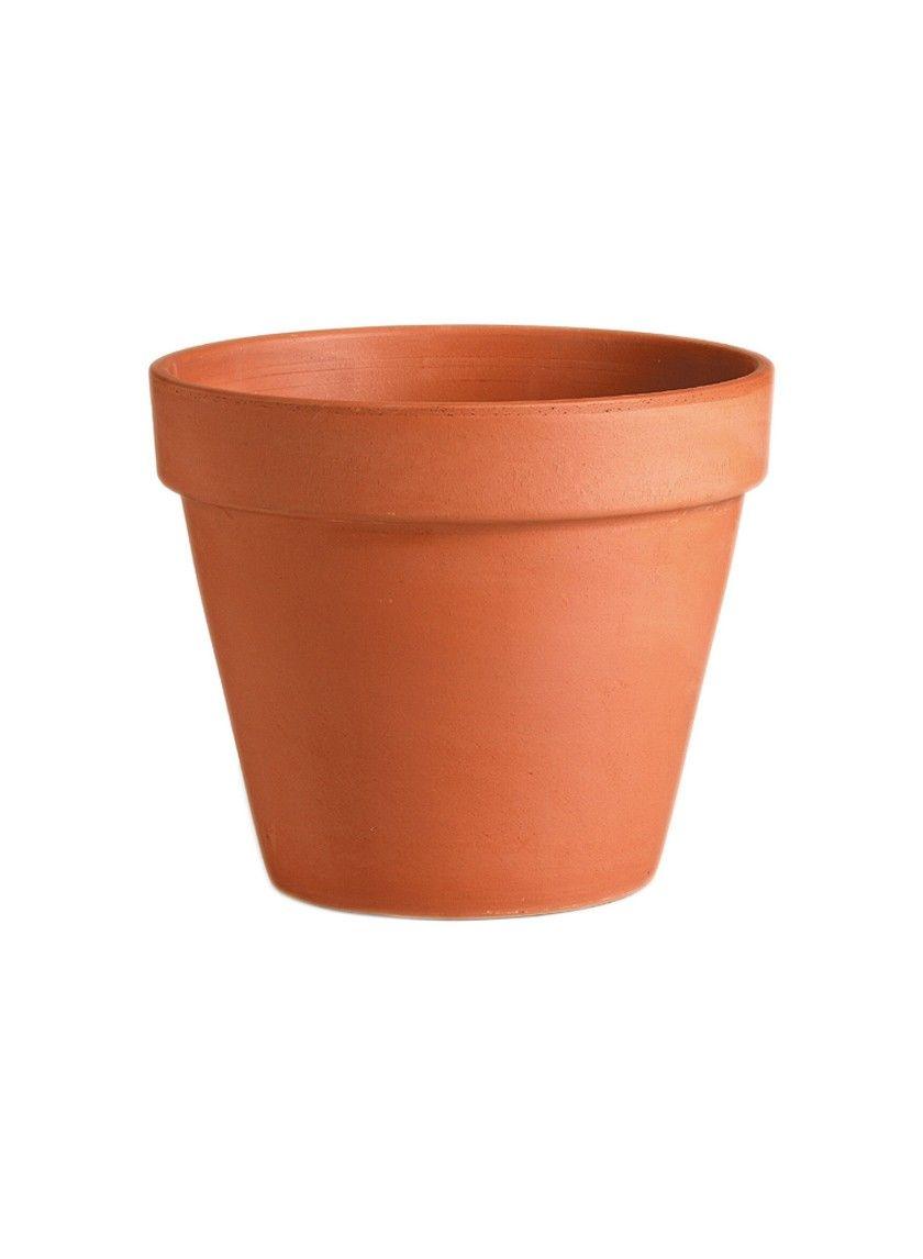 2 3 4in 17in Standard Clay Pots Clay Pots Clay Pot
