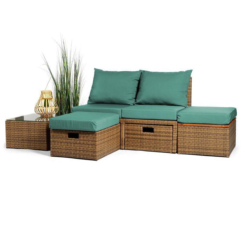 die besten 25 polyrattan ideen auf pinterest terrassenm bel polyrattan polyrattan. Black Bedroom Furniture Sets. Home Design Ideas