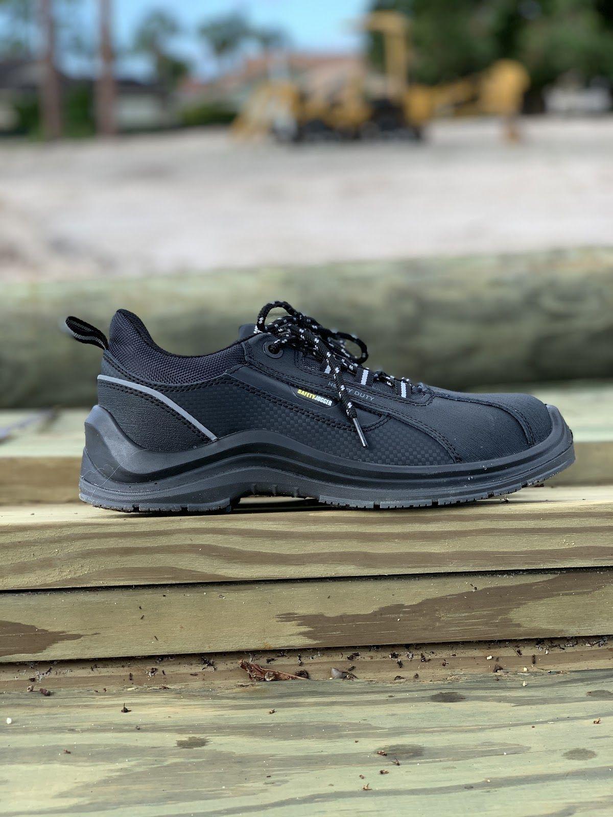 Advance 81 Steel Toe / Black in 2020 Steel toe, Safety