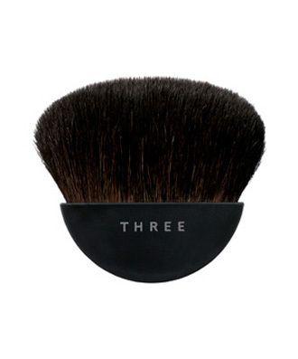 THREE Face Brush H - Face, Makeup brushes, Makeup
