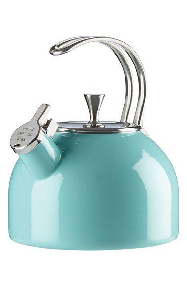kate spade new york kate spade new york 'all in good taste' tea kettle available at #Nordstrom