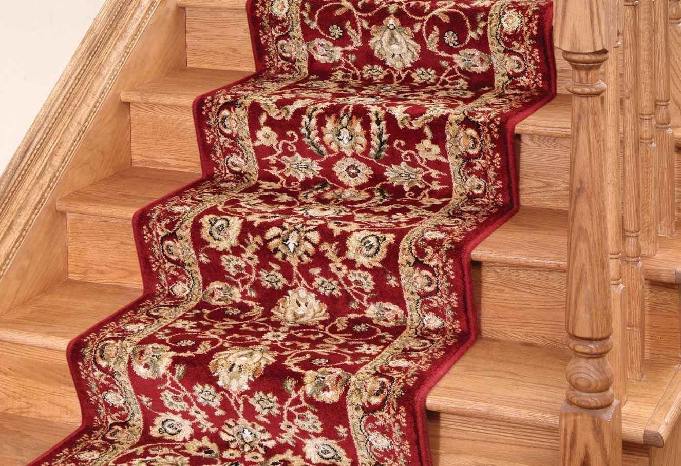 Oriental Carpet Stair Treads Carpet Stairs Stair Runner Carpet | Oriental Carpet Stair Treads | Non Skid | Kings Court | Carpet Runners | Amazon | Stair Runner