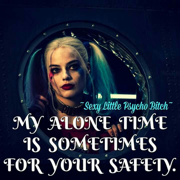 Lol any other woman feel this way at any given time for reasons only they know? #harleyquinn