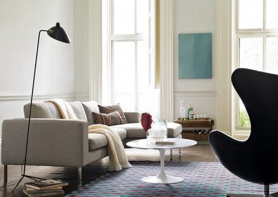 contemporary #living_room with #modern furnishing   Living Rooms ...