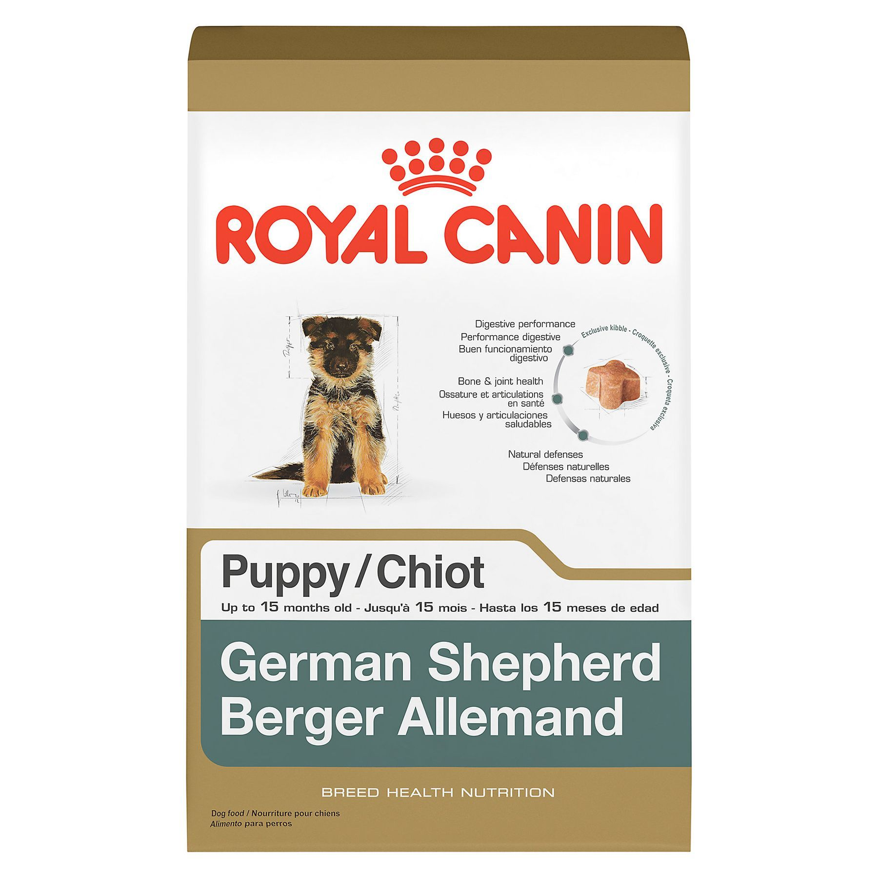 Royal Canin Breed Health Nutrition German Shepherd Puppy Food