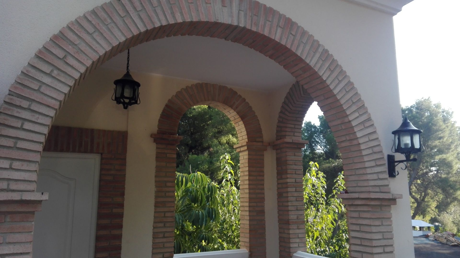 Arcos Ladrillo Manual Ventanas De Arco Ladrillo Casa Con Arcos