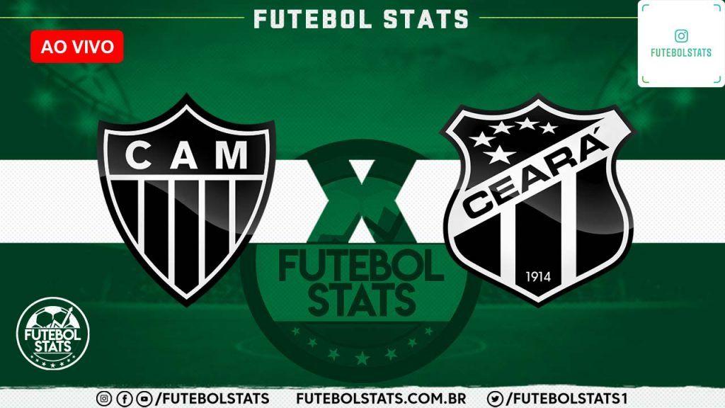 Como Assistir Atletico Mg X Ceara Futebol Ao Vivo Campeonato Brasileiro 2020 Futebol Stats Ceara Futebol Atletico Mg Campeonato Brasileiro