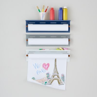 Up Against the Wall Paper Holder  | The Land of Nod