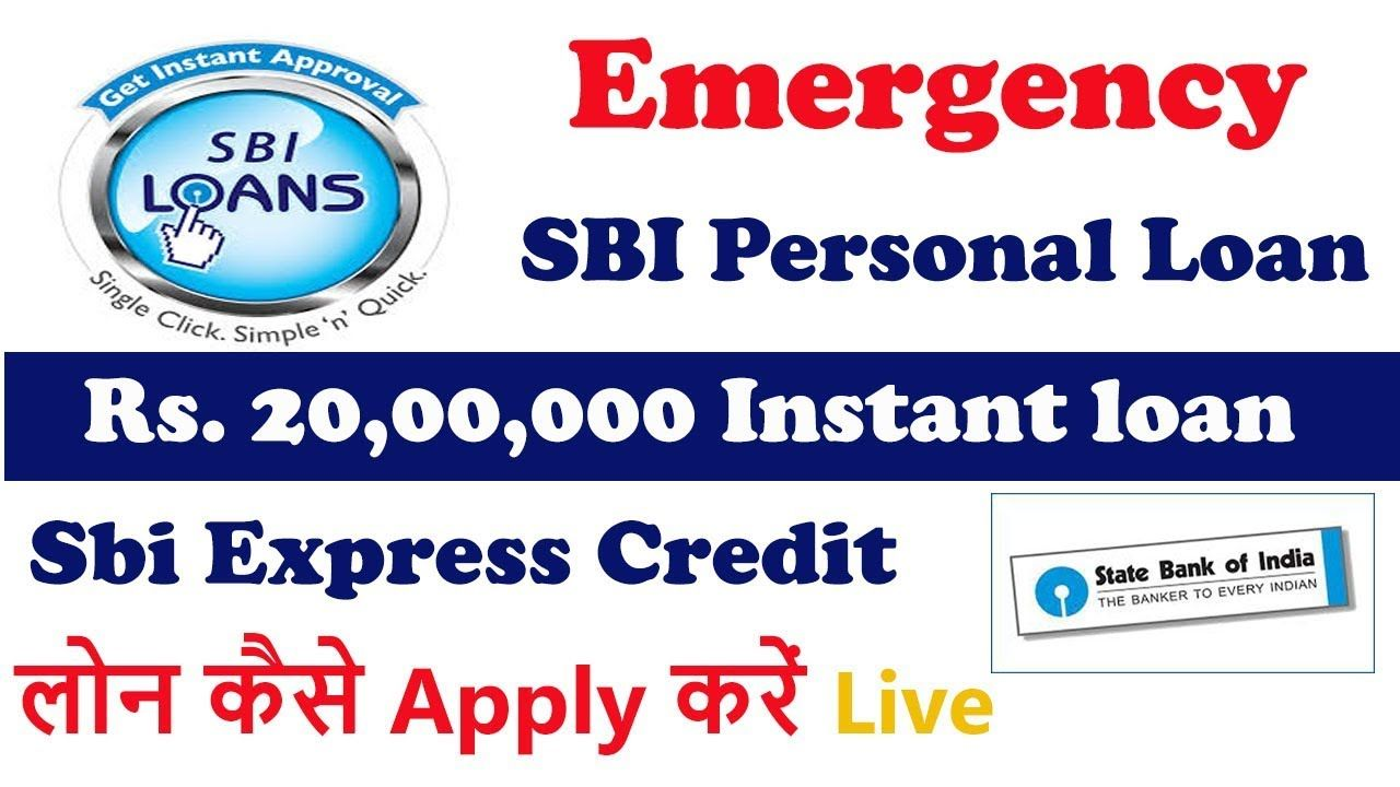 Pin On Sbi Personal Loan 2020 Sbi Xpress Credit 2020