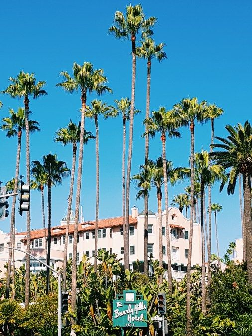 48 Hour In Los Angeles, California The Beverly Hills Hotel