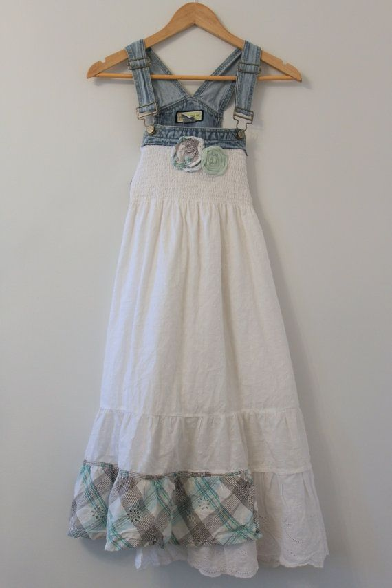 Resultado de imagen de Upcycled Fashions for Kids: 31 Cute Outfits to Create from Found Treasures