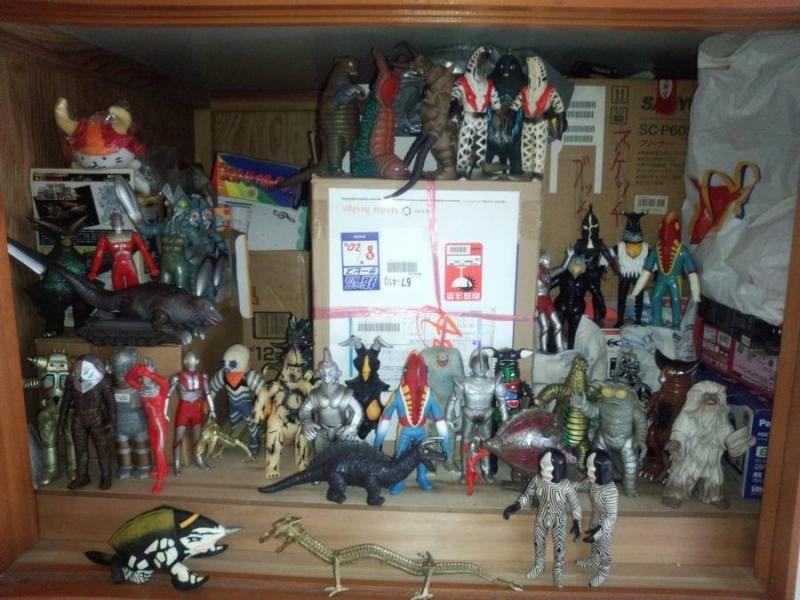 がらくたコレクション掲示板3 - 201~250件目 ウルトラマン、ウルトラQ、ウルトラセブンの怪獣、宇宙人たち