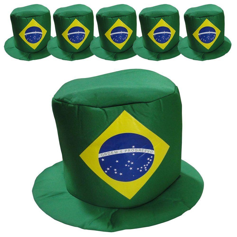 Cartola Copa Do Mundo 5 Pecas Cbrn06106 Para Distribuir Para Sua