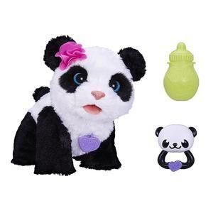 Pom Pom My Baby Panda Pet Kmart Fur Real Friends Baby Panda Bears Baby Panda