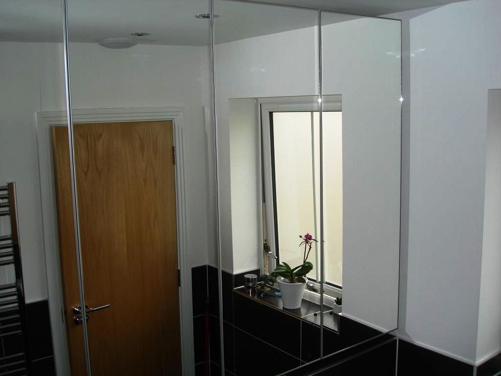 Gespiegelt Badezimmer Schrank | Badezimmer İdeen ...