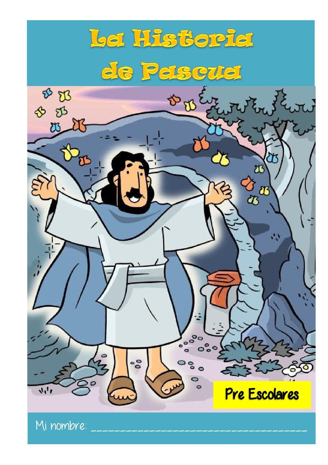 La Historia de Pascua - Pre Escolares Mini-libro de 24 páginas para ...