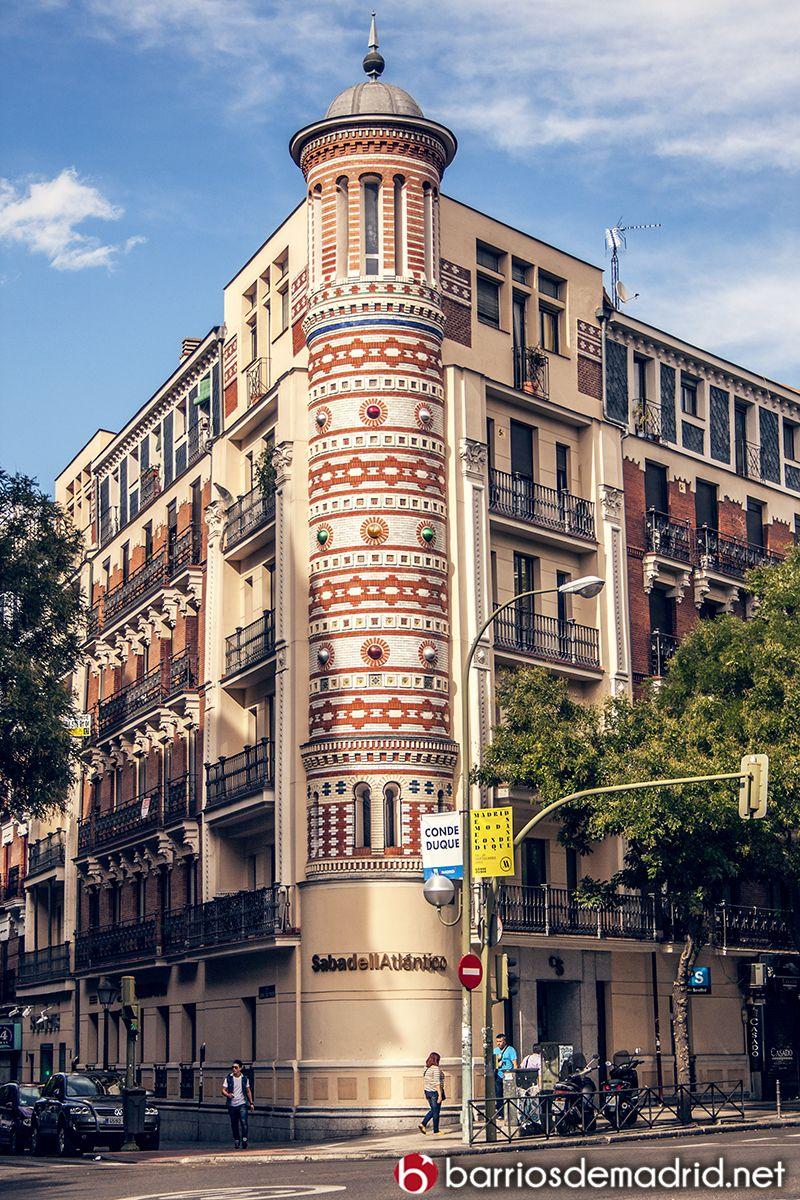 El Distrito Mas Caro De Espana Arquitectura En Espana Espana