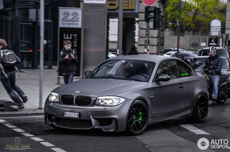 Bmw 1 Series M Coupe Modified Google Search Bmw Bmw 1 Series