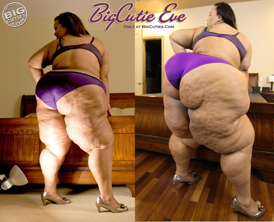 Gain weight simulation fat look chubby — 10