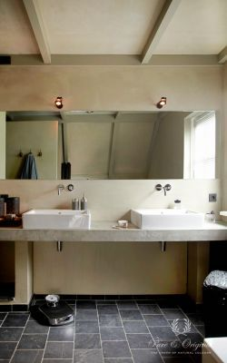 kalkverf badkamer kleur Dolphin | ~༺Pure & Original | Pinterest ...