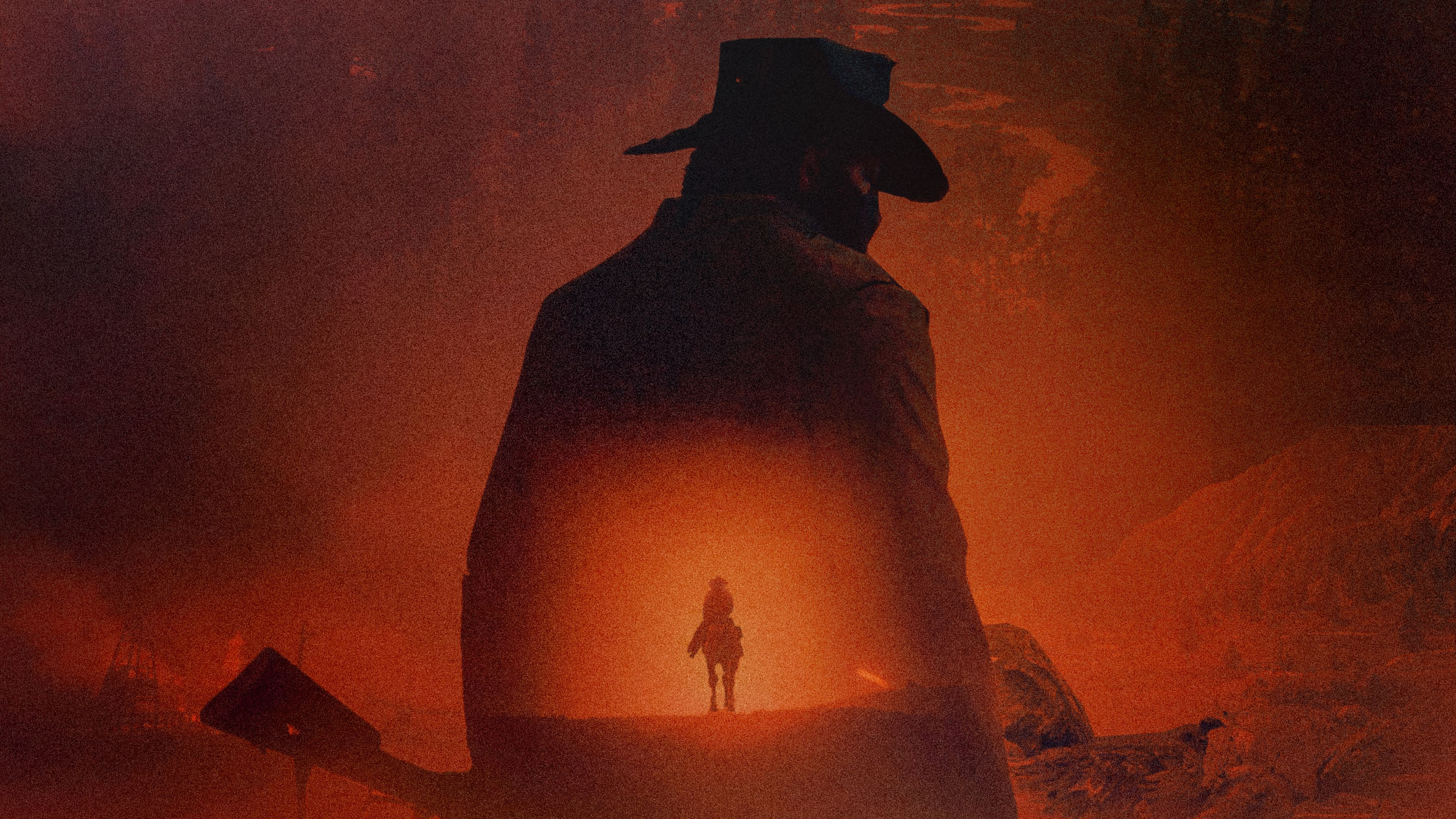 Red Dead Redemption 2 Poster Key Art 2018 Wallpaper With Images