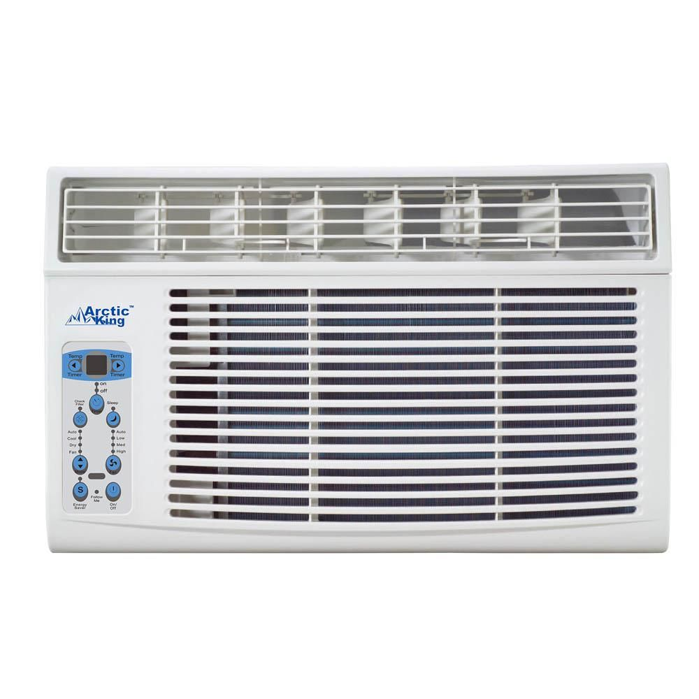Arctic King 8 000 Btu 110 Volt Through The Wall Air Conditioner With Heat And Remote Aktw08er51 The Home Depot In 2020 Window Air Conditioner Best Window Air Conditioner Window Air Conditioners