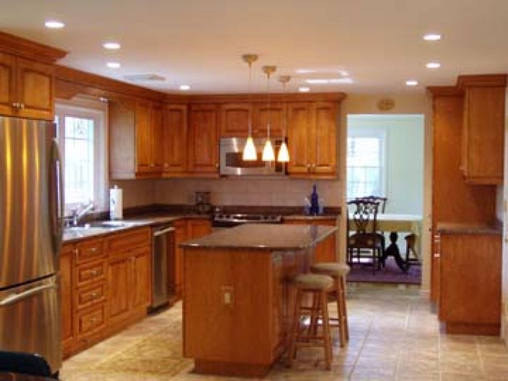 Recessed Ceiling Lights Kitchen