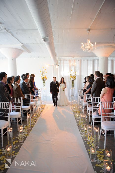 Room 1520 Wedding Ceremony Picture Bride Walking Down Http Www Room1520