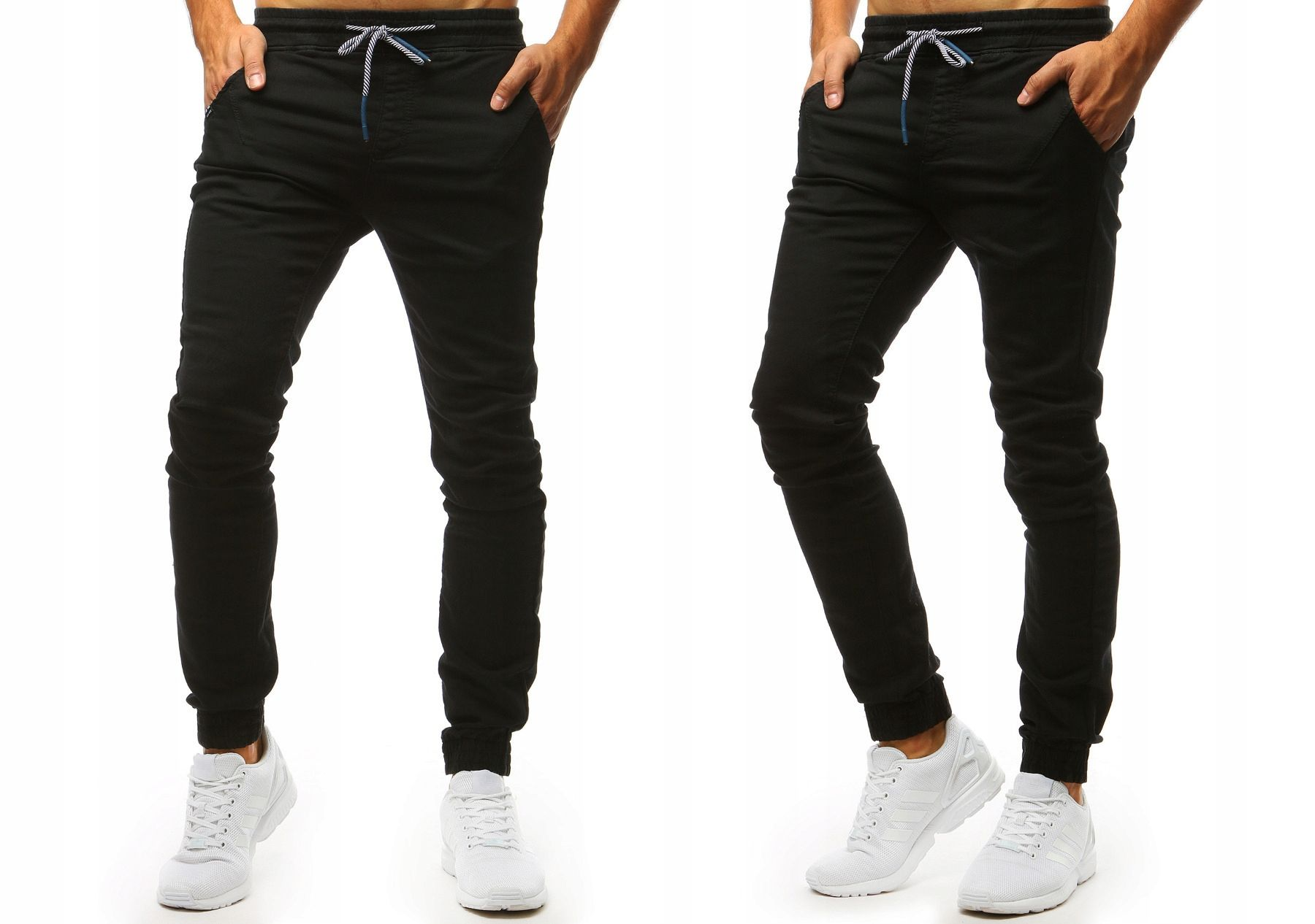 Spodnie Meskie Joggery Czarne Ux1448 Szukaj W Google Spodnie Meskie Moda Meska Moda