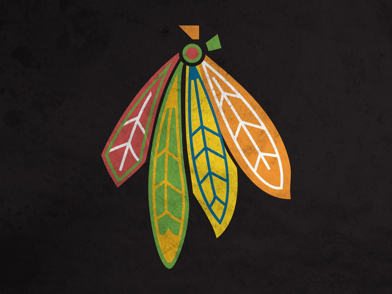 4feathers Tats Chicago Blackhawks Wallpaper Chicago Cubs