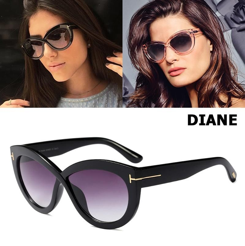 bfbf44c20371 JackJad 2018 Fashion Women DIANE Style Cat Eye Sunglasses Classic Vint –  KOREAIDOLFEVER