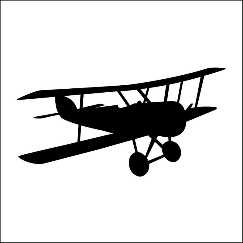 Sticker Avion Enfant 3 Aviation Pinterest